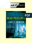 Dead Peasants; A Thriller