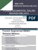 fonem segmental