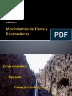 Excavaciones y Relleno