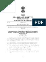 Gazetteno_324a (Tariff Order for Solar PV & Thermal-JERC)