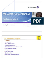 ESD Awareness Program _Subcon v1 0 [Read-Only]