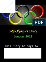My Olympics Diary - Preview