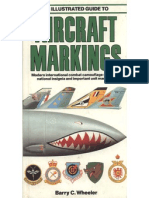 Barry C. Wheeler - An Illustrated Guide to Aircraft Markings (1986)