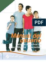 Manual Usuario Web Saludcoop Agosto 2011