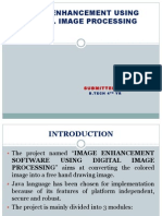 image Enhancement Digital Image Processing