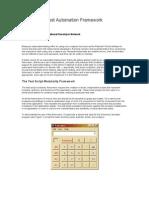 Choosing a Test Automation Framework