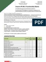 Dave Tip 20-P6 R81 Functionality Matrix (RPCTIP20)