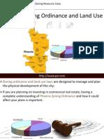 Phoenix Zoning Ordinance and Land Use