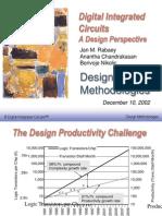 Design Methodologies by Rabaey