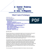 David Icke - Mind Control Techniques