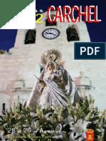 Programa Fiestas Carchel 2012