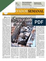 Observador Semanal del 23/08/2012