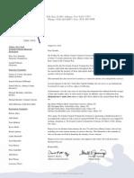 Vietnam Veterans Fundraising Letter 0824