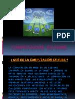 Computación en nube oswaldo