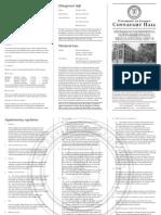 Supplementary regulations leaflet 2007-8