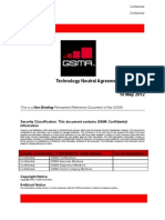 GSM PRD BA.50 v5.0 Technology Neutral Agreements Handbook