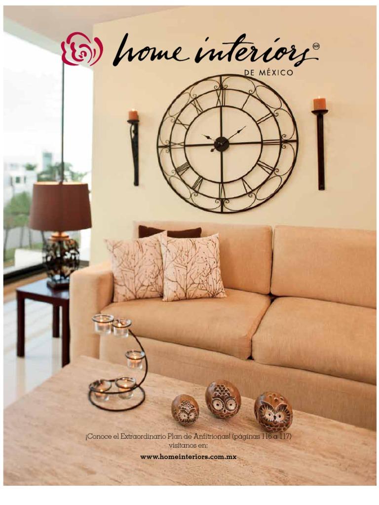 Home Interiors Catálogo de Presentación Septiembre 20   PDF ...