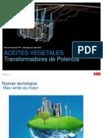 Aceite Vegetal BIOTEMP