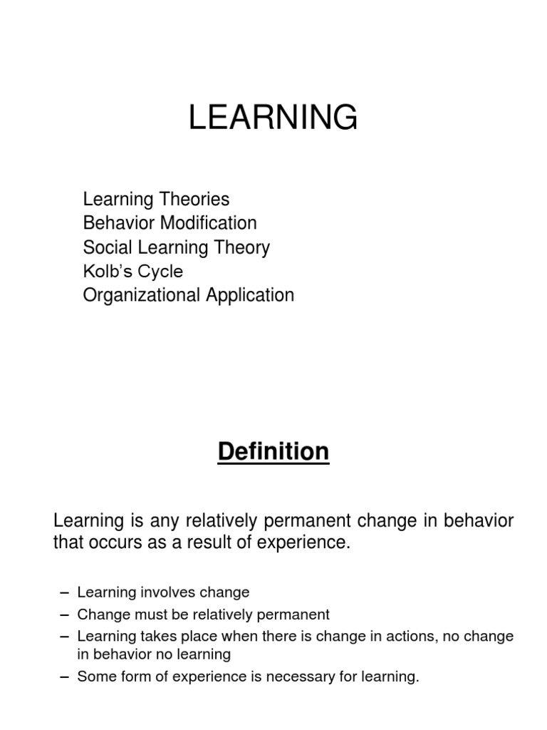learning ppt   reinforcement   classical conditioning