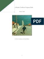 Actuarial Manual