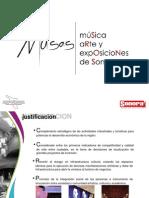 Presentacion del Museo de Arte Musas en Hermosillo, Sonora