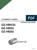 Jvc Gz Hm430