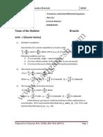 Formula For TPDE