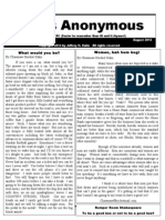 Idiots Anonymous Newsletter 27