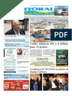 Jornal DoLitoral Paranaense - Edição 133 - Online - outubro 2008