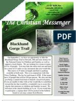 August 26 Newsletter