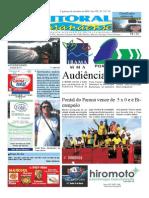 Jornal DoLitoral Paranaense - Edição 135 - Online - novembro 2008