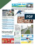 Jornal DoLitoral Paranaense - Edição 137 - Online - janeiro 2009