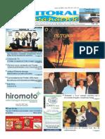 Jornal DoLitoral Paranaense - Edição 139 - Online - março 2009