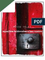 AQUELLOS MIERCOLES a las CUATRO