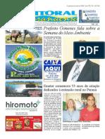 Jornal DoLitoral Paranaense - Edição 142 - Online - maio 2009