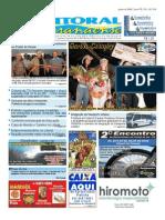 Jornal DoLitoral Paranaense - Edição 143 - Online - junho 2009