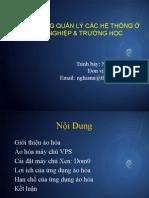 Ao Hoa HeThong TrongQuanLi Final