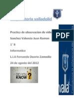 Preparatoria Valladolid