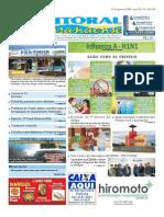 Jornal DoLitoral Paranaense - Edição 146 - Online - agosto 2009