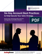 6 Key Account Best Practices7312