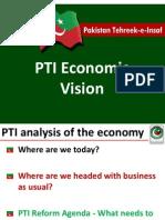 PTI Economic Policy