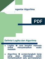 Pengenalan Algoritma