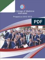 SCM Prospectus 2012-13