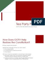 Tpp Gotv Overview Webinar