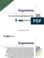 Manual Ergonomia Unispace