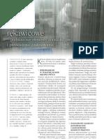 Komory rękawicowe - Artykuł w magazynie Laboratorium