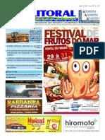 Jornal DoLitoral Paranaense - Edição 175 - Online - julho 2011