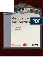 Georgetown Transportation Study - October 2008