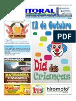 Jornal DoLitoral Paranaense - Edição 178 - Online - outubro 2011