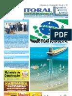 Jornal DoLitoral Paranaense - Edição 179 - Online - outubro 2011